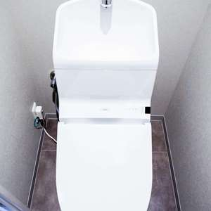 イクシア中野弥生町(2階,)のトイレ