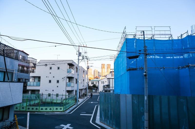 イクシア中野弥生町のお部屋からの眺望1枚目