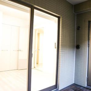 イクシア中野弥生町(2階,)のバルコニー