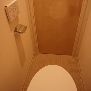 ダイアパレス幡ヶ谷第2(5階,3680万円)のトイレ
