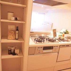ダイアパレス幡ヶ谷第2(5階,3680万円)のキッチン