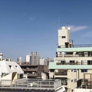 ダイアパレス幡ヶ谷第2(5階,3680万円)のお部屋からの眺望