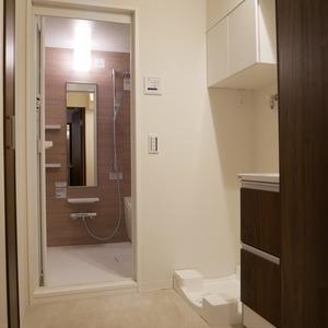 クレアメゾン天神橋(3階,3190万円)の化粧室・脱衣所・洗面室