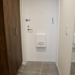 クレアメゾン天神橋(3階,2980万円)のお部屋の玄関