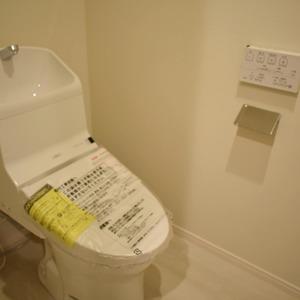 日商岩井恵比寿マンション(3階,6490万円)のトイレ