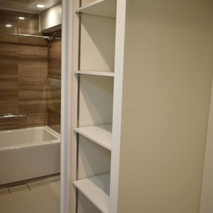 日商岩井恵比寿マンション(3階,6490万円)の化粧室・脱衣所・洗面室