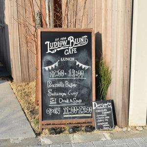 ザパークハウス代官山のカフェ
