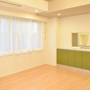 ザパークハウス代官山(2階,)の居間(リビング・ダイニング・キッチン)
