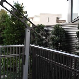 ザパークハウス代官山(2階,)のバルコニー