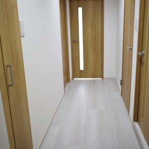 マンション第2恵比須苑(4階,5380万円)のお部屋の廊下