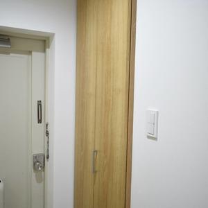 マンション第2恵比須苑(4階,5380万円)のお部屋の玄関