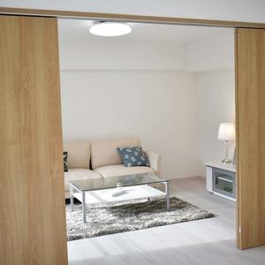 マンション第2恵比須苑(4階,5380万円)の洋室