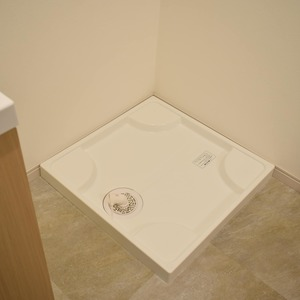 マンション第2恵比須苑(3階,4880万円)の化粧室・脱衣所・洗面室