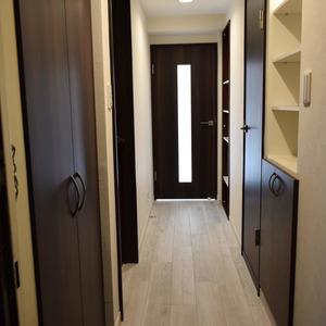 マンション第2恵比須苑(3階,4880万円)のお部屋の廊下