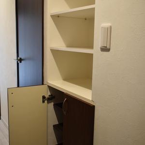マンション第2恵比須苑(3階,4880万円)のお部屋の玄関