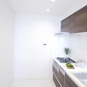 イデアル世田谷千歳台(7階,4390万円)のキッチン