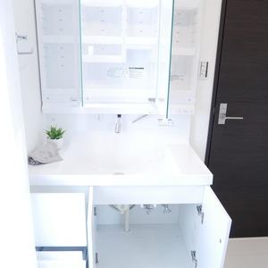 イデアル世田谷千歳台(7階,4390万円)の化粧室・脱衣所・洗面室