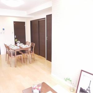 経堂スカイマンション(6階,)の居間(リビング・ダイニング・キッチン)