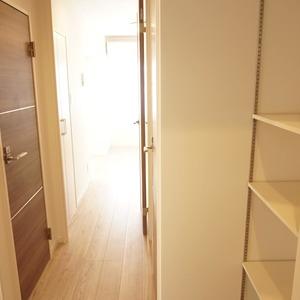 ライベストコート幡ヶ谷(3階,)のお部屋の廊下