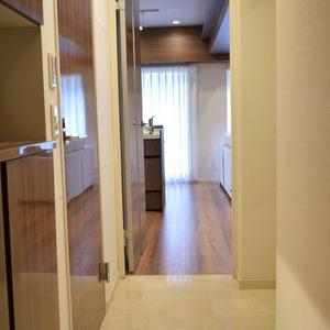 シャンボール原宿(2階,3480万円)のお部屋の廊下