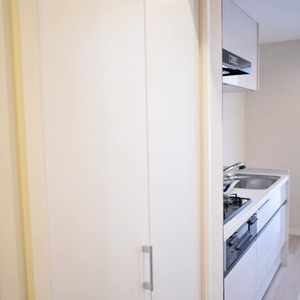 秀和麻布笄町レジデンス(3階,4380万円)のキッチン