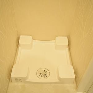 秀和麻布笄町レジデンス(3階,4380万円)の化粧室・脱衣所・洗面室