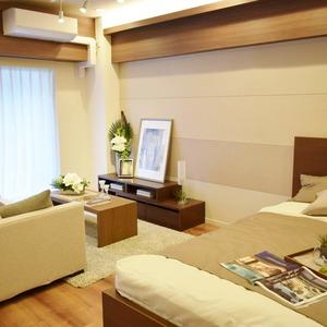 シャンボール原宿(2階,3480万円)の洋室