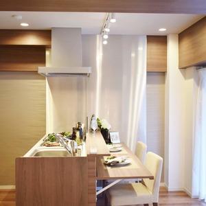 シャンボール原宿(2階,3480万円)の居間(リビング・ダイニング・キッチン)