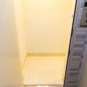 浅草橋アムフラット2(3階,4580万円)のお部屋の玄関