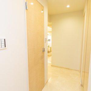 浅草橋アムフラット2(3階,4580万円)のお部屋の廊下