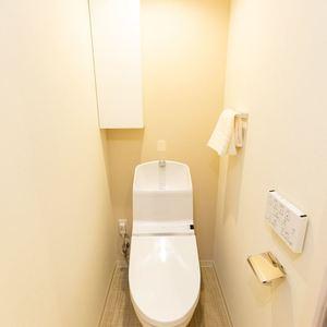 浅草橋アムフラット2(3階,4580万円)のトイレ