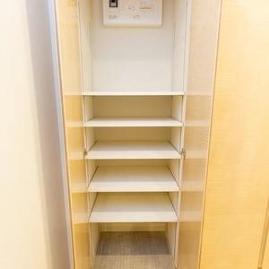 浅草橋アムフラット2(3階,4580万円)のクローゼット