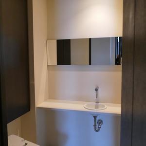 オリゾンマーレ(25階,)のトイレ