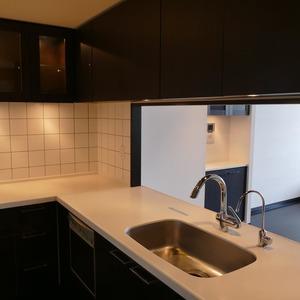 オリゾンマーレ(25階,)のキッチン