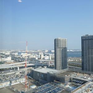 オリゾンマーレ(25階,)のお部屋からの眺望