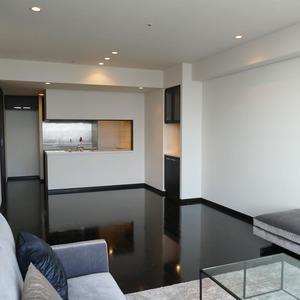 オリゾンマーレ(25階,)の居間(リビング・ダイニング・キッチン)
