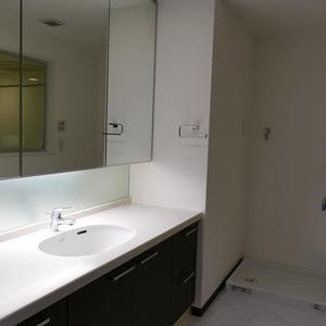オリゾンマーレ(25階,)の化粧室・脱衣所・洗面室