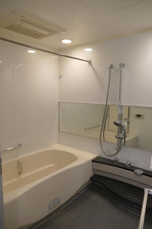 オリゾンマーレの浴室・お風呂1枚目