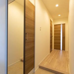 目白ビル(7階,3499万円)のお部屋の玄関