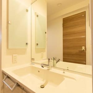 目白ビル(7階,3499万円)の化粧室・脱衣所・洗面室