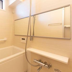 目白ビル(7階,3499万円)の浴室・お風呂