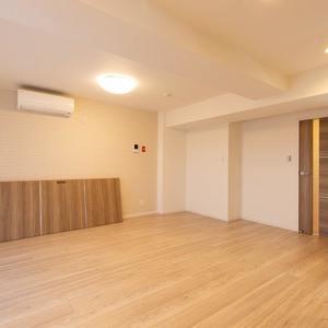 目白ビル(7階,3499万円)の居間(リビング・ダイニング・キッチン)