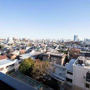 目白ビル(7階,3499万円)のお部屋からの眺望