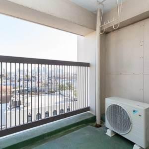 目白ビル(7階,3499万円)のバルコニー