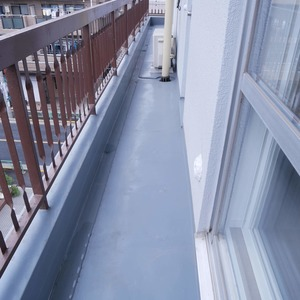 四谷軒第5経堂シティコーポ(4階,3499万円)のバルコニー