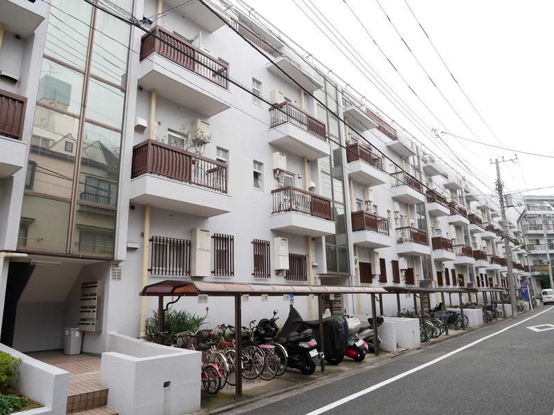 四谷軒第5経堂シティコーポの外観1枚目
