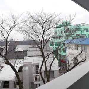 四谷軒第5経堂シティコーポ(4階,3499万円)のお部屋からの眺望