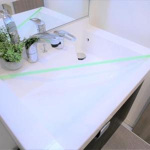 四谷軒第5経堂シティコーポ(4階,3499万円)の化粧室・脱衣所・洗面室