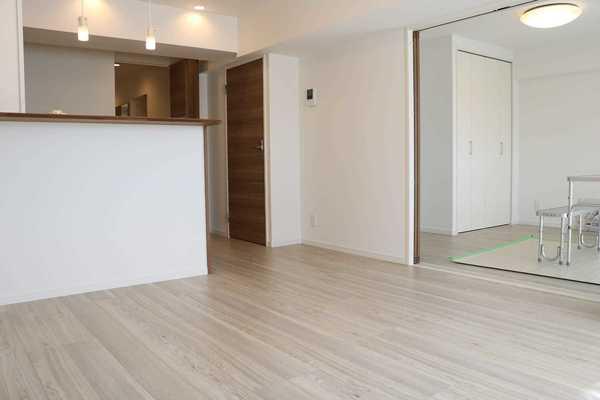 上野の森リリエンハイム(5階,4999万円)
