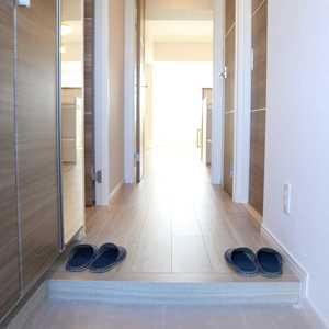 上野の森リリエンハイム(5階,4699万円)のお部屋の玄関